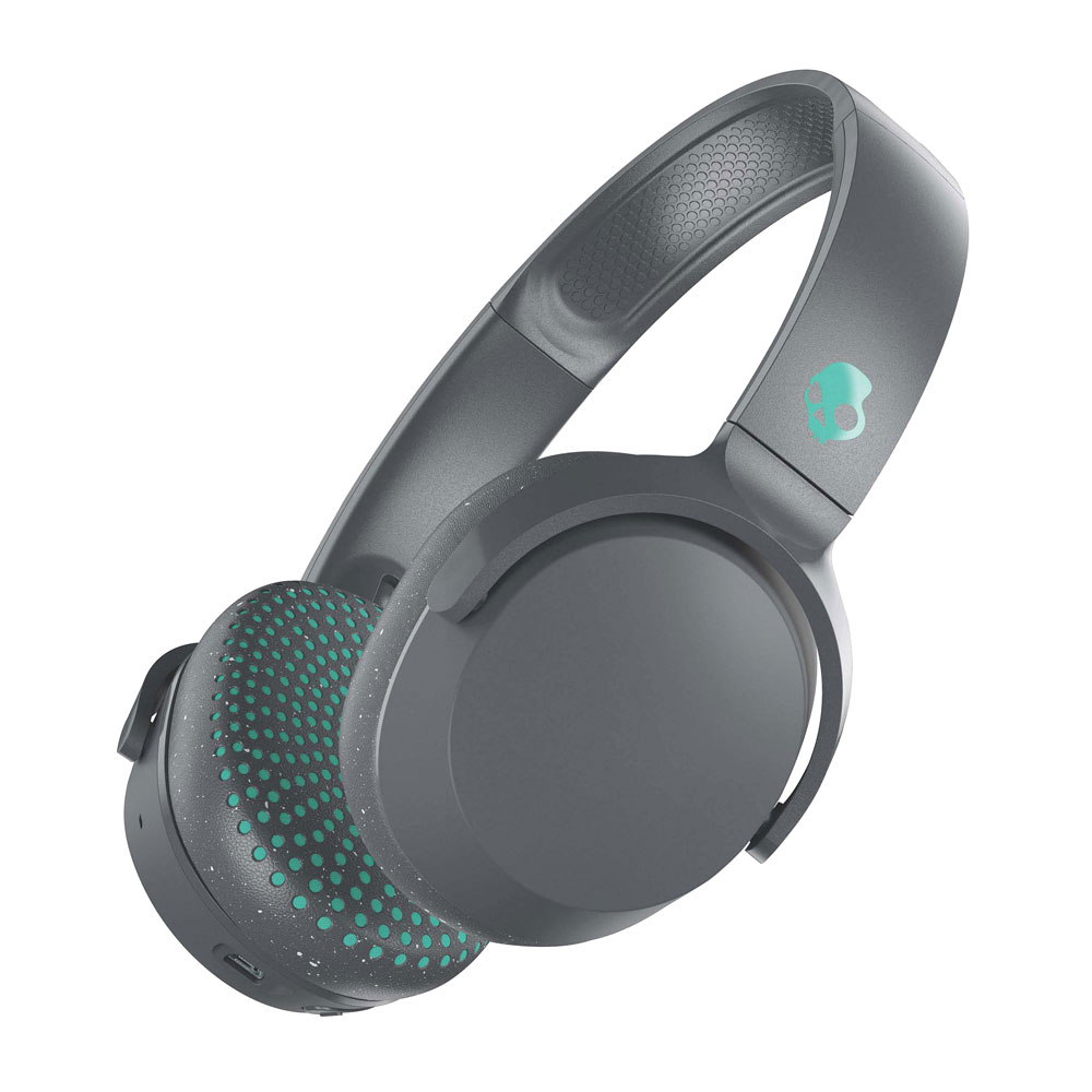 Skullcandy Riff Wireless Headphones – Gray