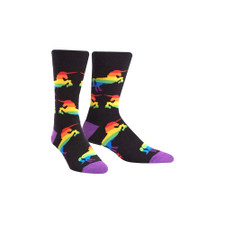 Sock It To Me Pride & Fabulousness Crew Socks