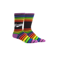 Sock It To Me Team Pride Crew Socks
