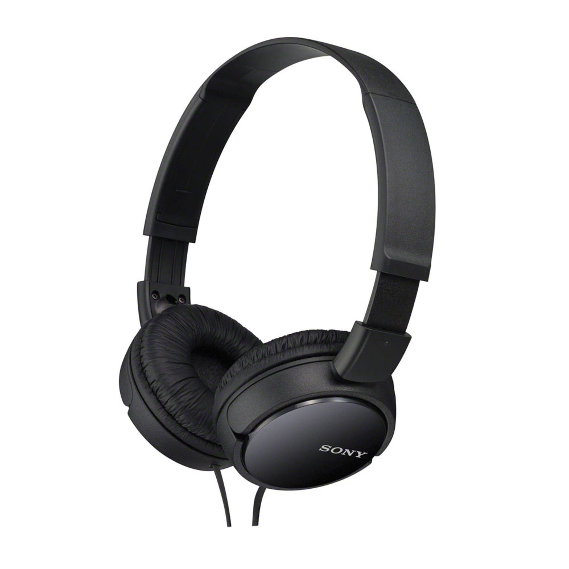 Sony ZX110 Headphones Black