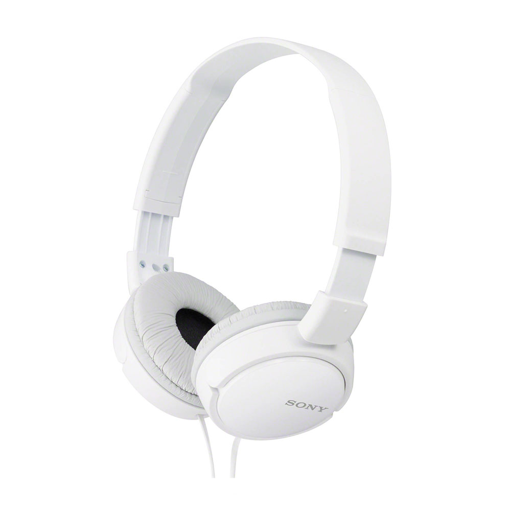 Sony ZX110 Headphones White