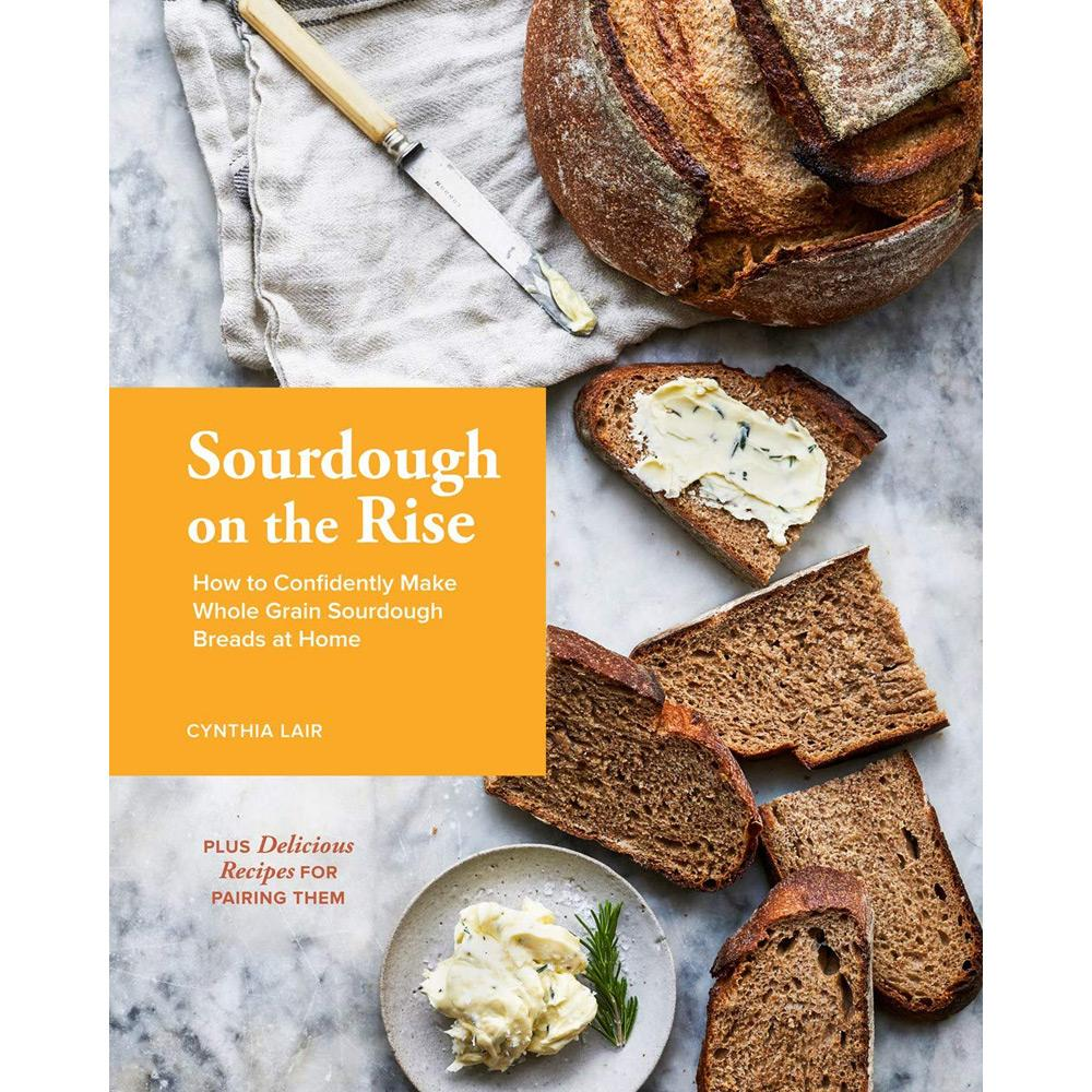 Sourdough on the Rise by Cynthia Lair