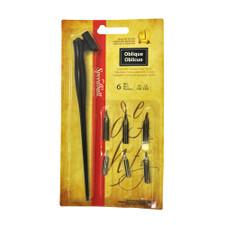 Speedball Oblique Pen Set