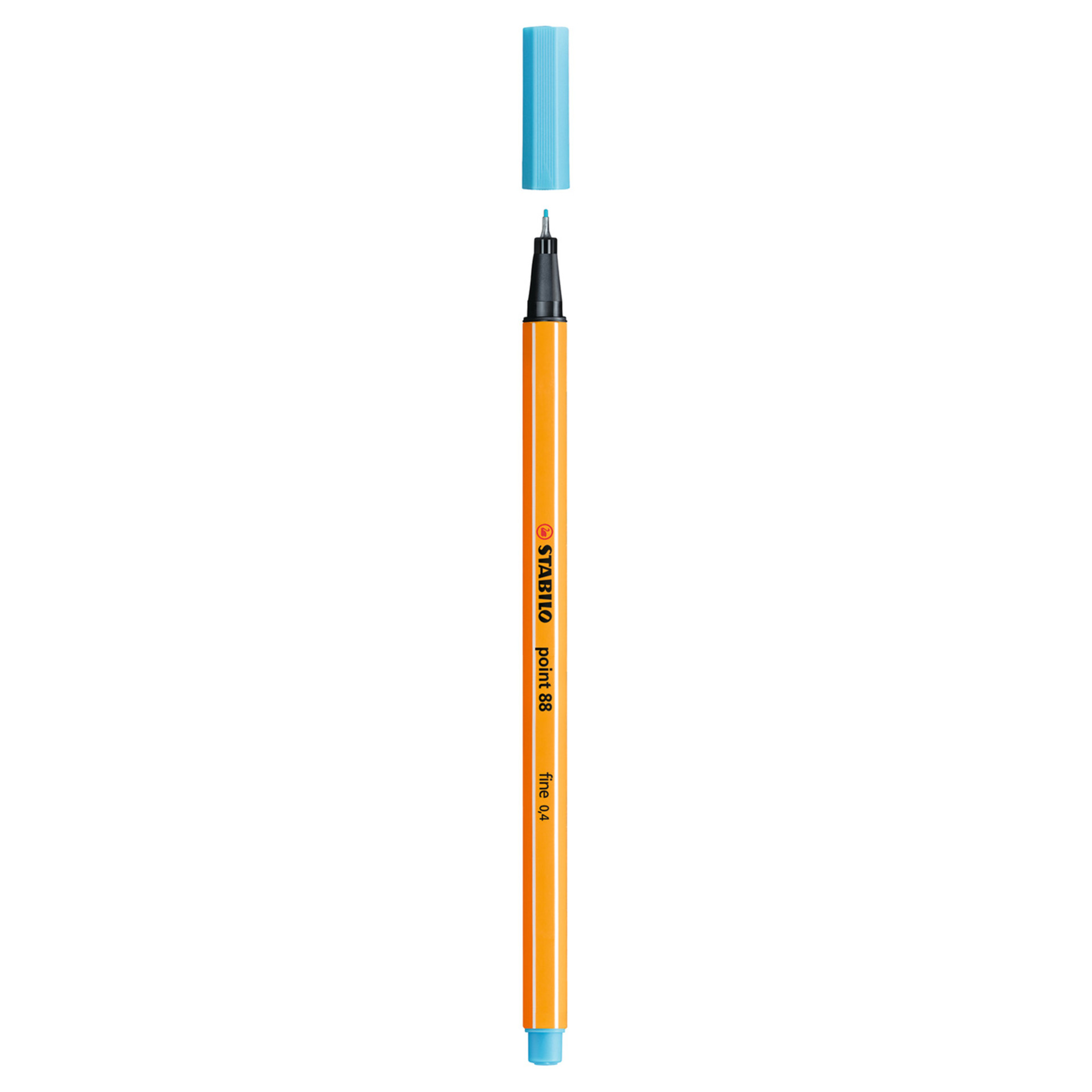 Stabilo Point 88 .4mm Fineliner Pen – Azure