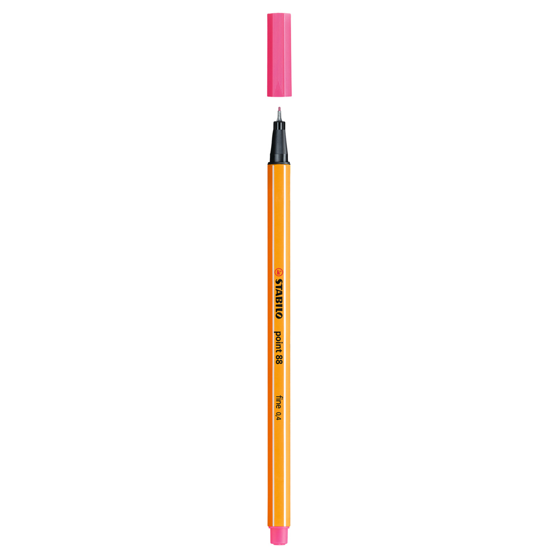 Stabilo Point 88 .4mm Fineliner Pen – Heliotrope