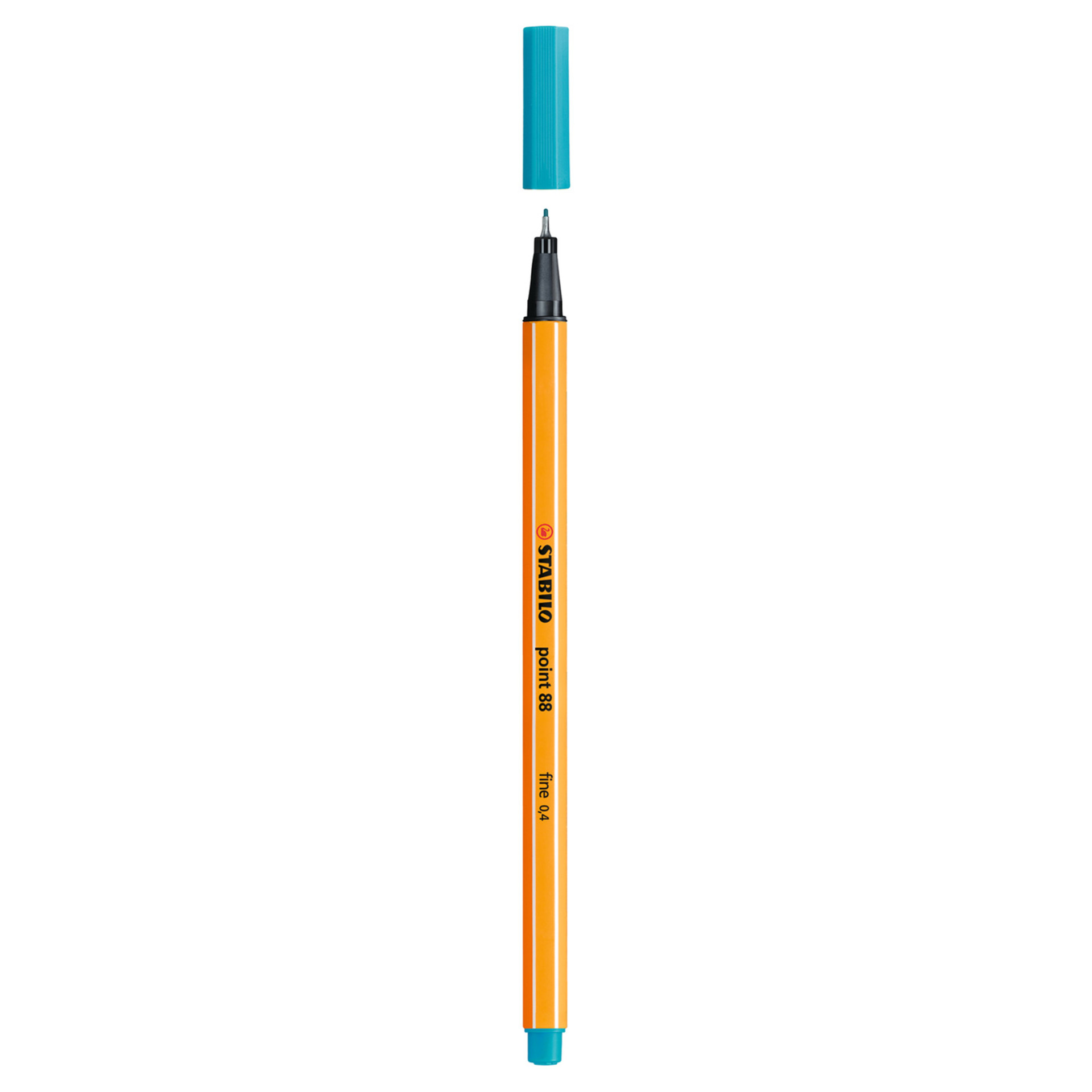 Stabilo Point 88 .4mm Fineliner Pen – Light Blue