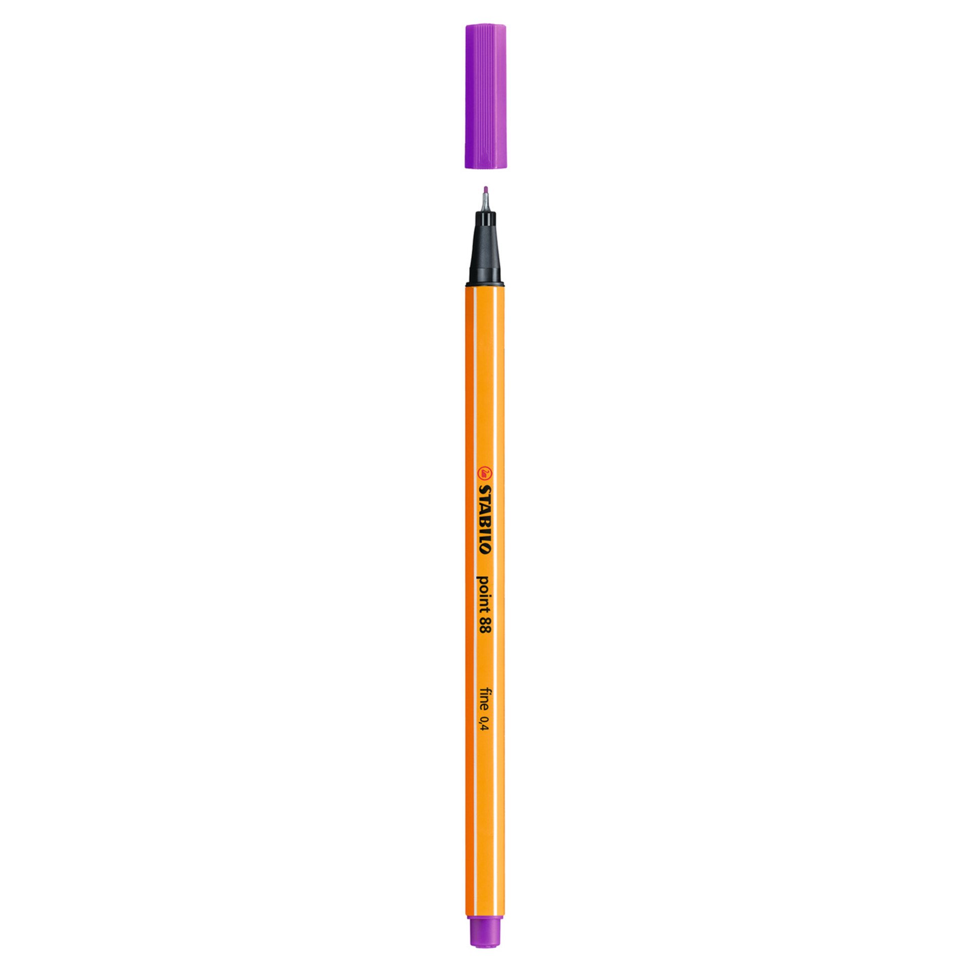 Stabilo Point 88 .4mm Fineliner Pen – Lilac