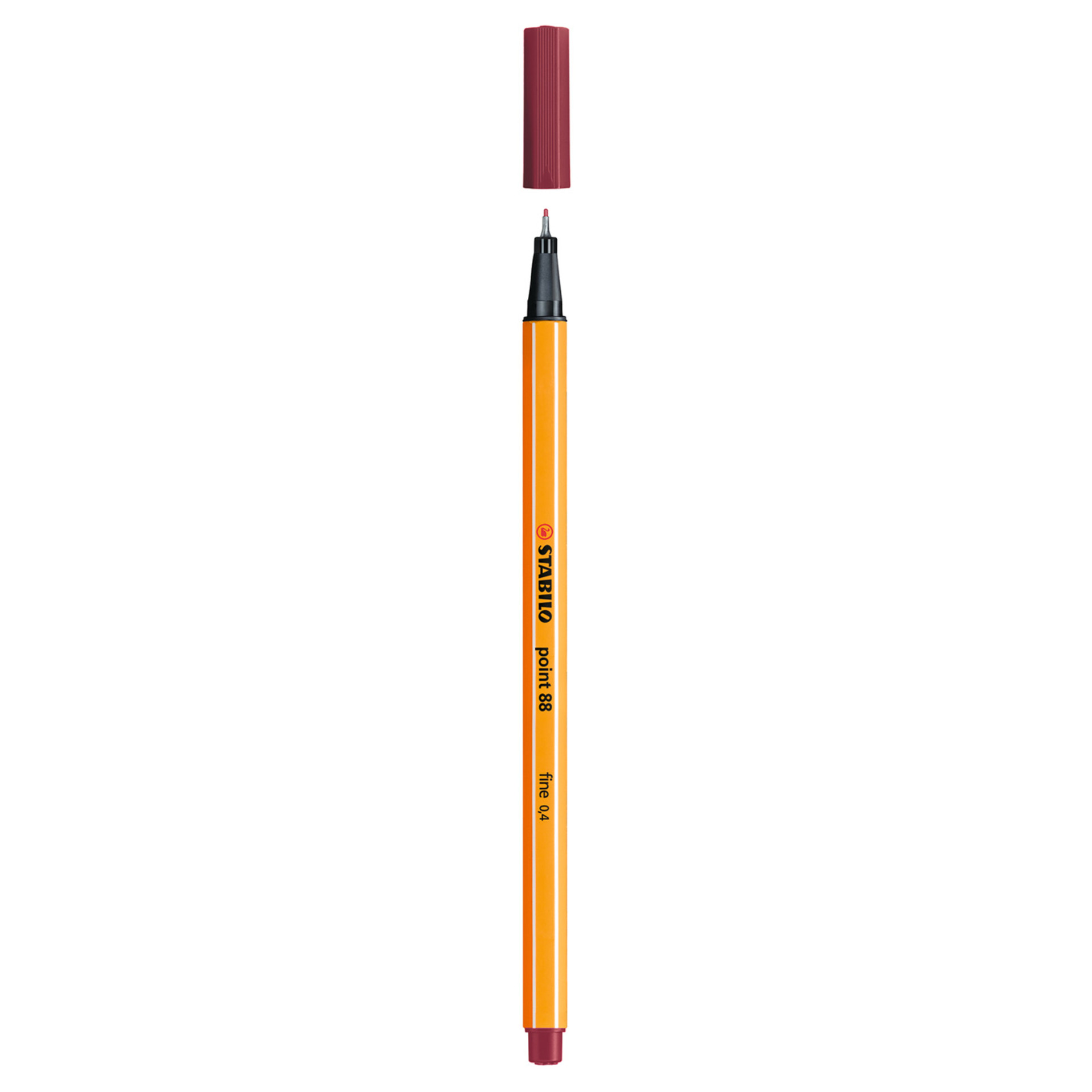 Stabilo Point 88 .4mm Fineliner Pen – Purple