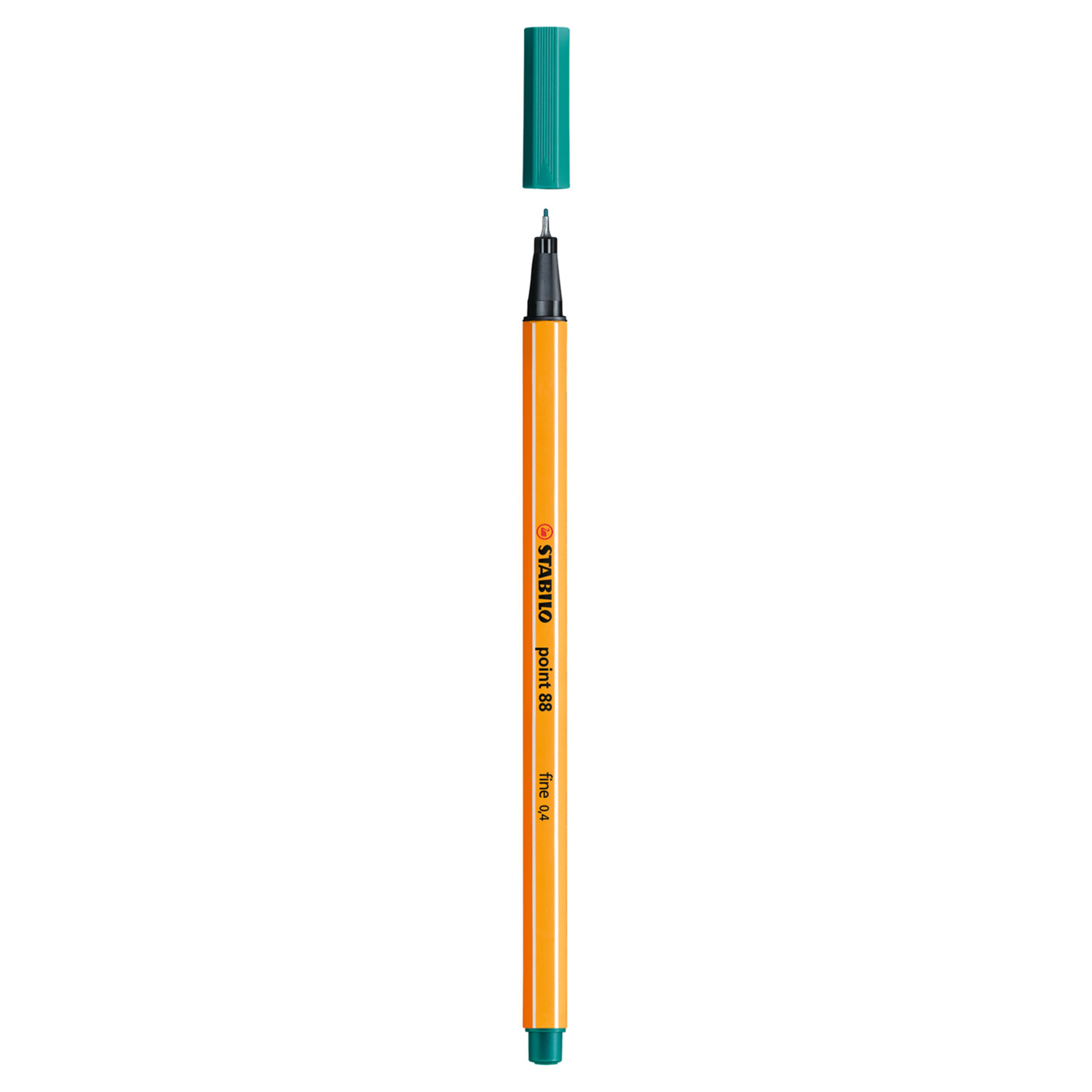 Stabilo Point 88 .4mm Fineliner Pen – Turquoise