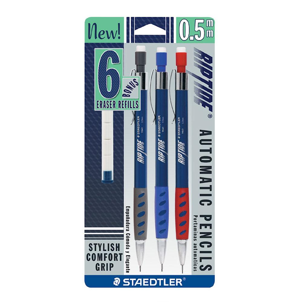 Staedtler Riptide Mechanical Pencil Set 0.5 Millimeters