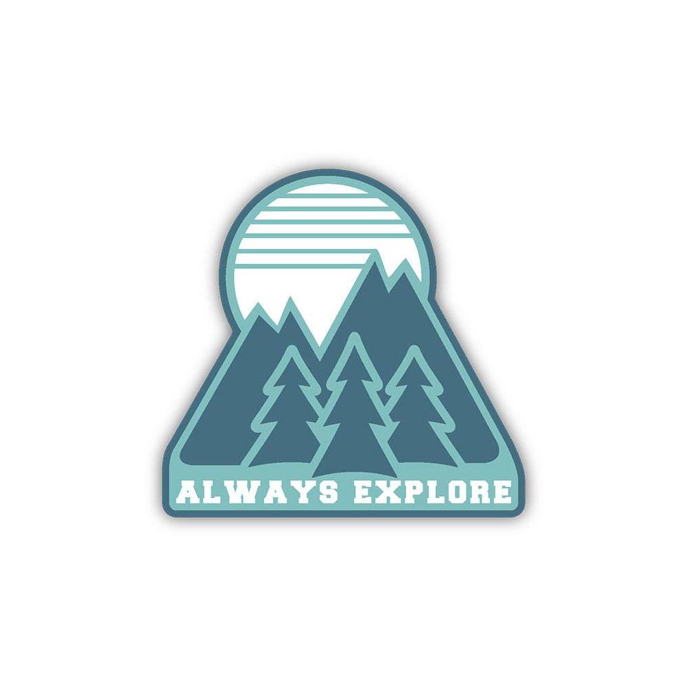 Stickers Northwest Always Explore Sticker