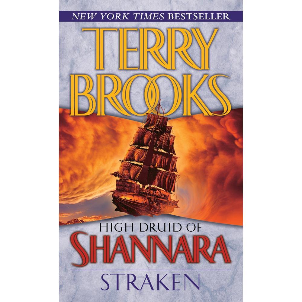 High Druid of Shannara Straken by Terry Brooks