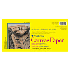 Strathmore 300 Series Canvas Paper Pad 6x12