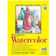 Strathmore Watercolor Pad 300 Series