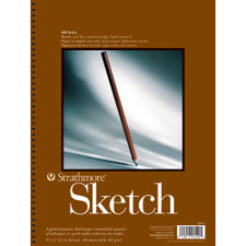 Strathmore 400 Series 60lb Sketch Pad 100 Sheet