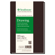 Strathmore 400 Series Hard Bound Drawing Book 5x8