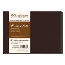 Strathmore 400 Series Hard Bound Water Color Book 5x8