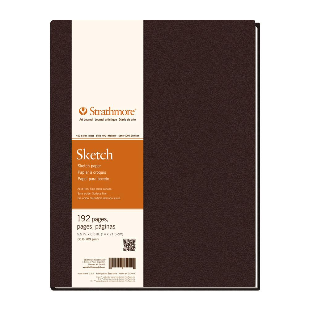 "Strathmore Hardbound Sketch Journal 5.5""x8"""
