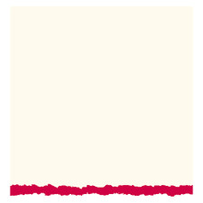 Strathmore Creative Cards With Deckle 20 Pack Red