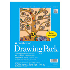 "Strathmore Kids Drawing Paper 9""x12"""