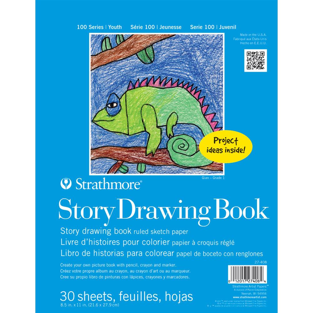 Strathmore Kids Story Drawing Book