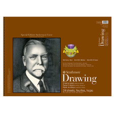 Strathmore Medium Surface Wire Bound Drawing Pad 18x24