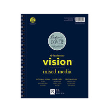Strathmore Vision Mix Media Pad 11x14