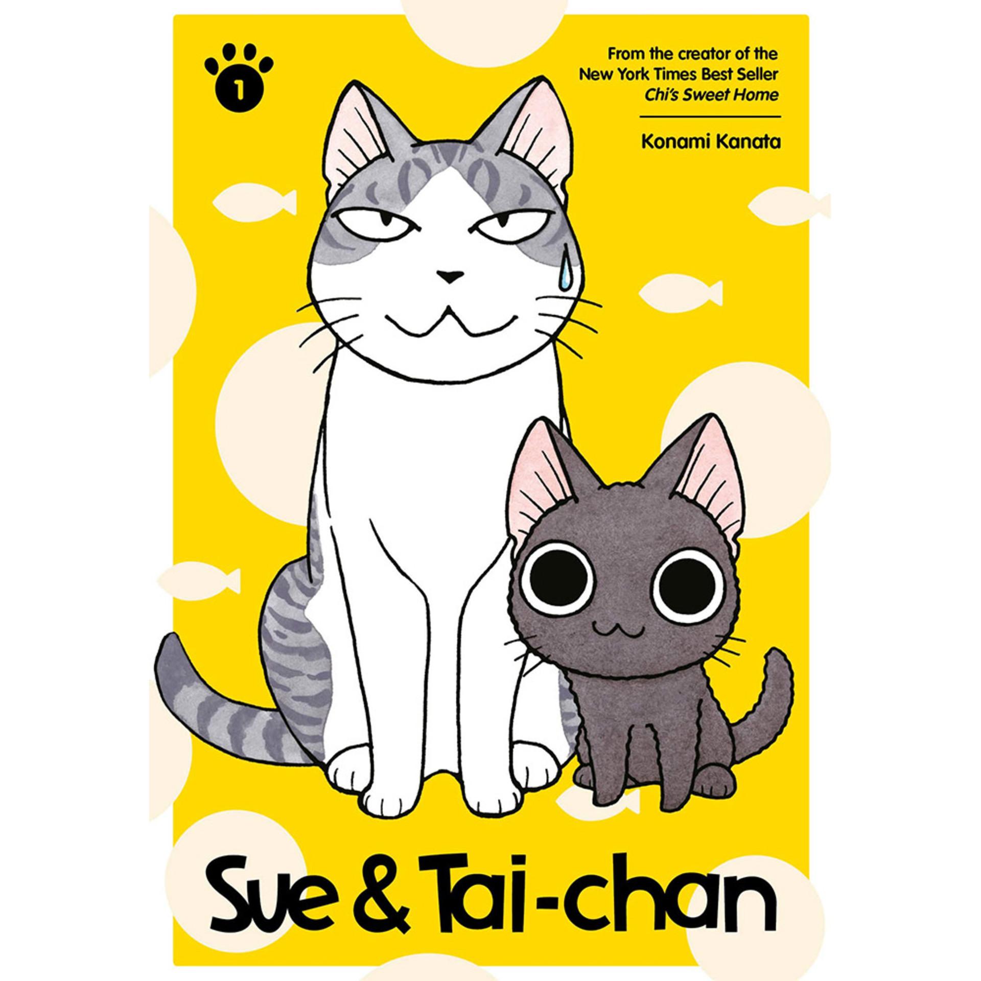 Sue & Tai-chan by Konami Kanata