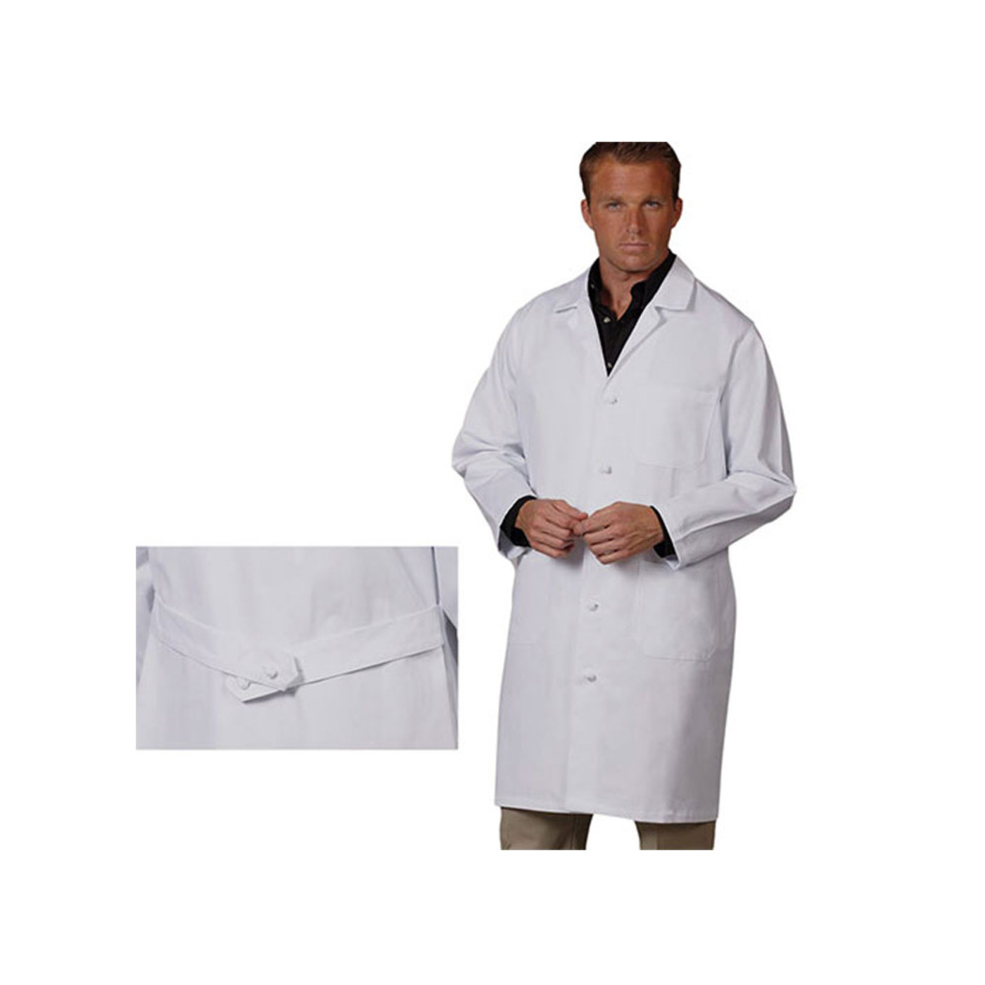 Superior Uniform 100% Cotton Lab Coat