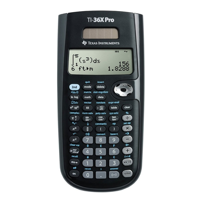 TI 36X Pro Scientific Calculator