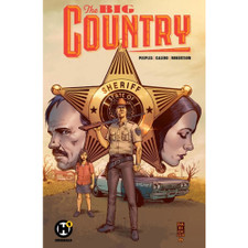 The Big Country by Quinton Peeples and Dennis Calero