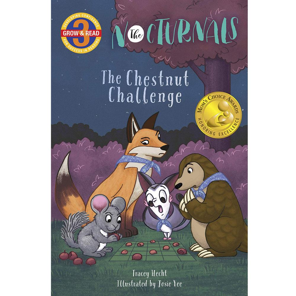The Chestnut Challenge by Tracey Hecht and Josie Yee