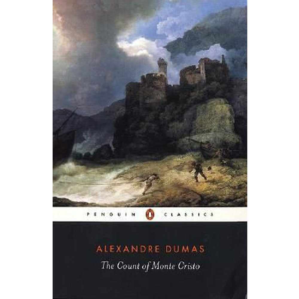 The Count of Monte Cristo by Alexandre Dumas Pere