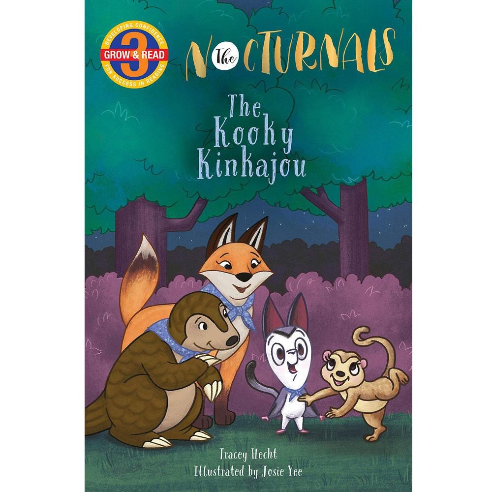 The Kooky Kinkajou by Tracey Hecht