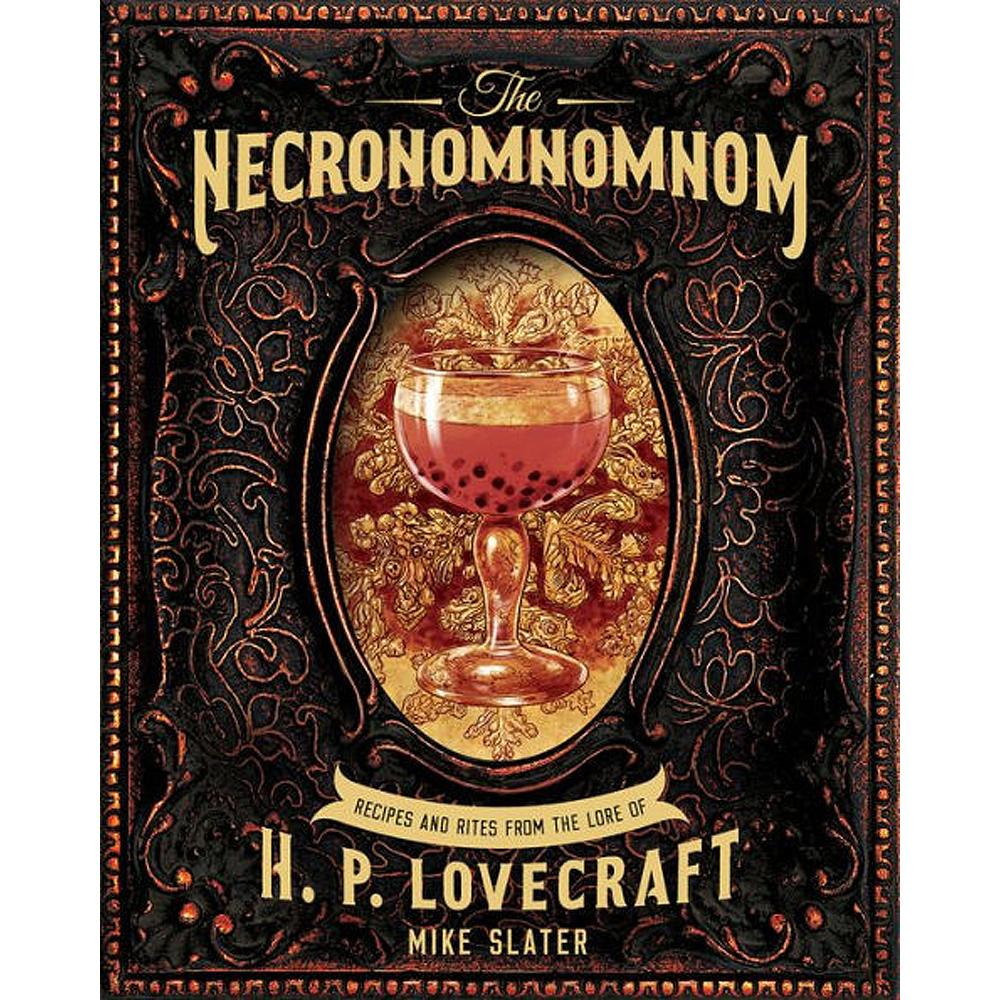 The Necronomnomnom by Mike Slater
