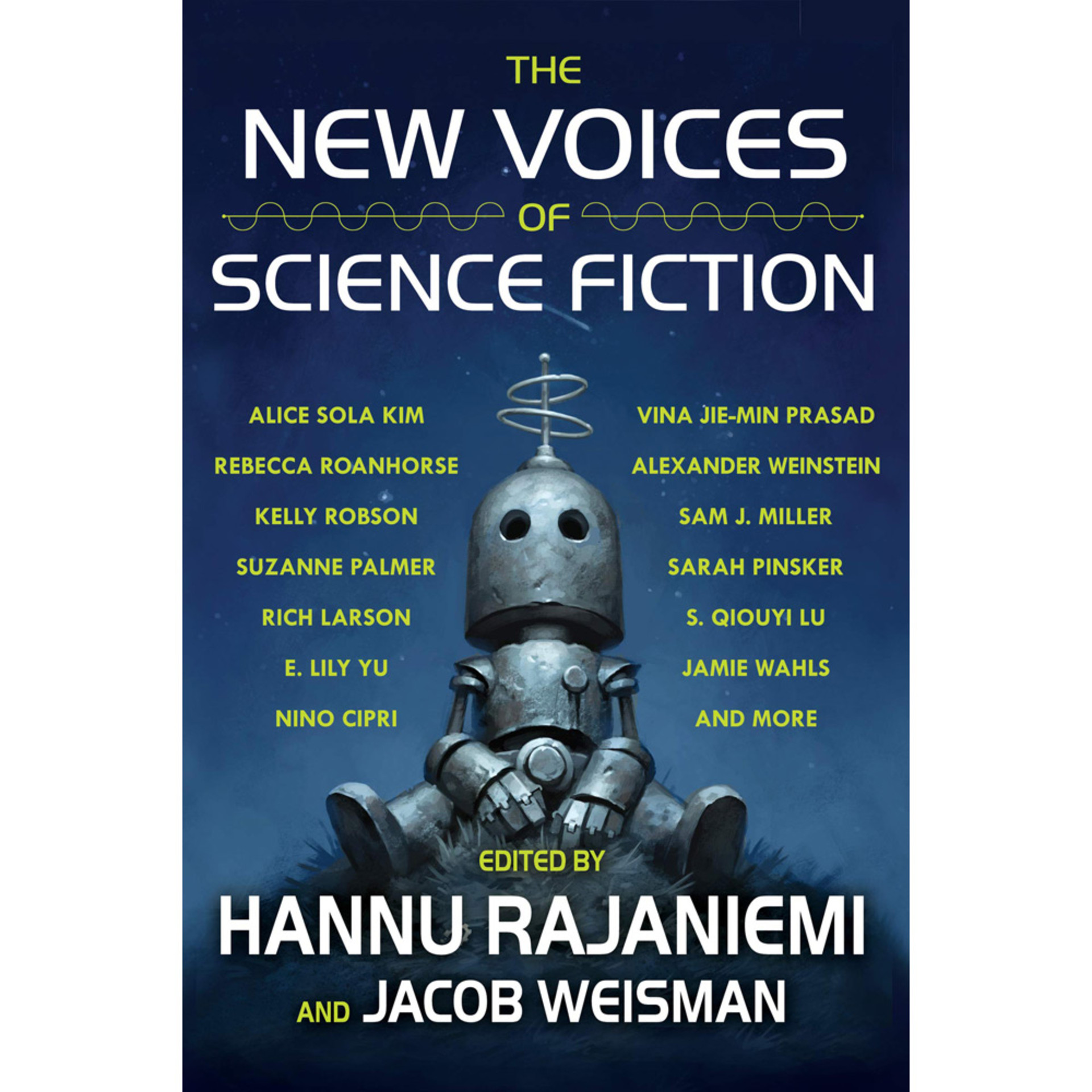 The New Voices of Science Fiction by Hannu Rajaniemi
