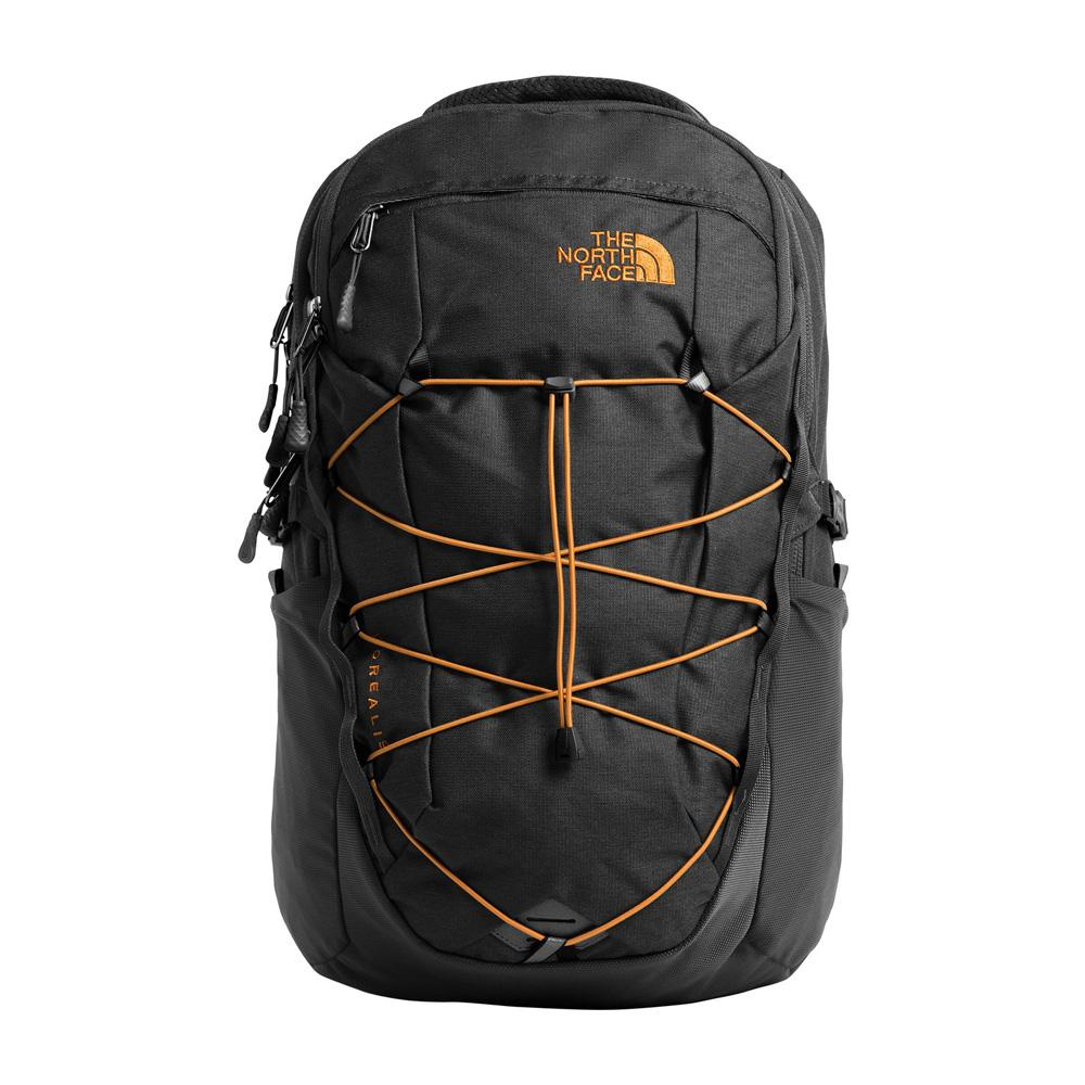 The North Face Asphalt Grey/Citrine Borealis Backpack