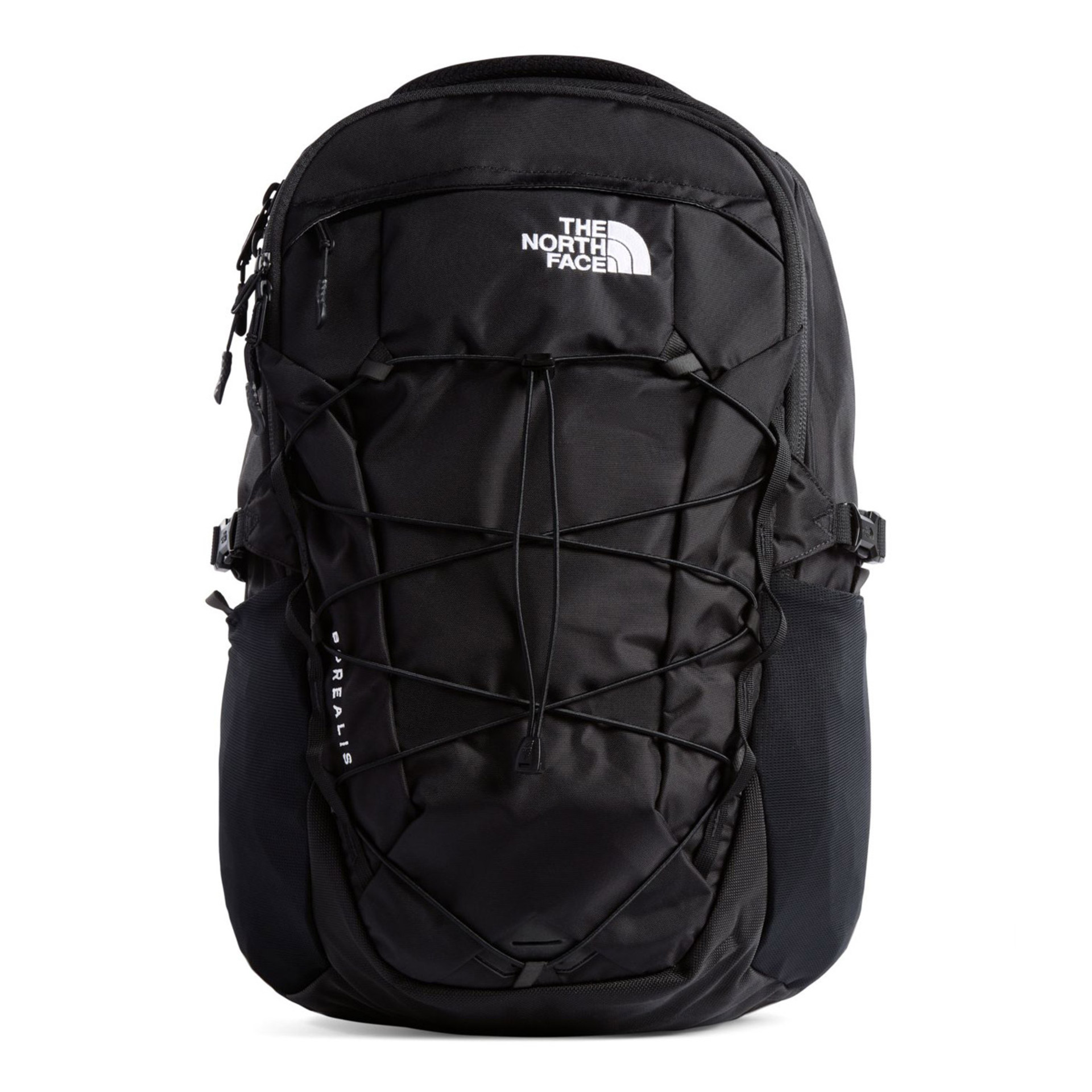 The North Face Borealis Backpack Black Front