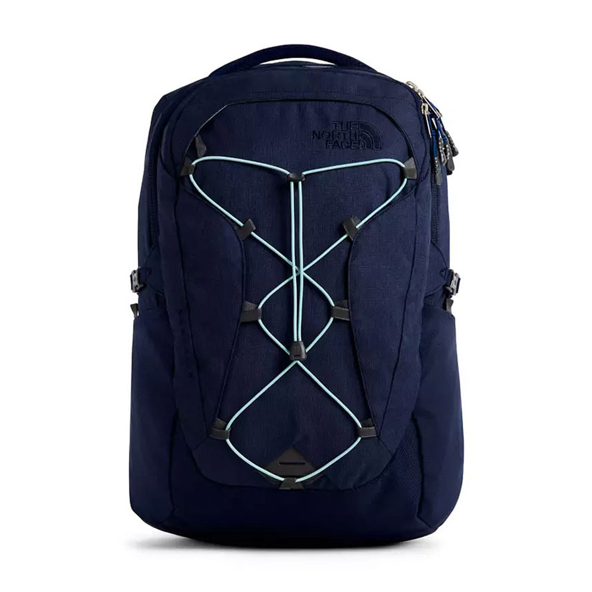 The North Face Borealis Backpack Montague Blue Light Heather Front