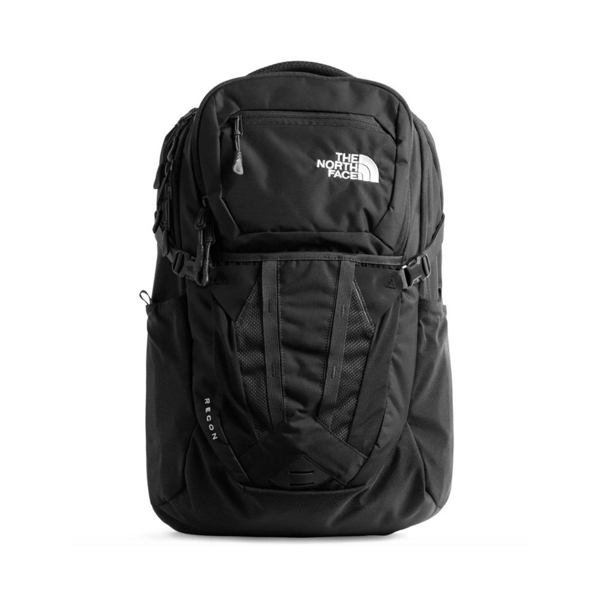 The North Face Recon Backpack Black Front