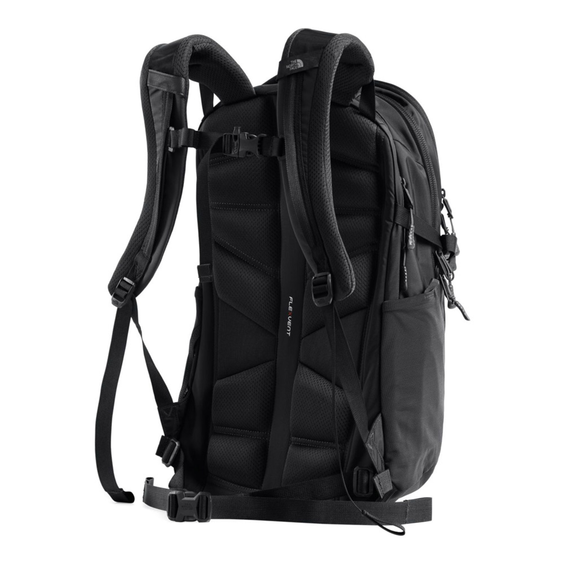 The North Face Recon Backpack Black Back