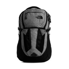 The North Face Recon Backpack Zinc Grey Dark Heather Front
