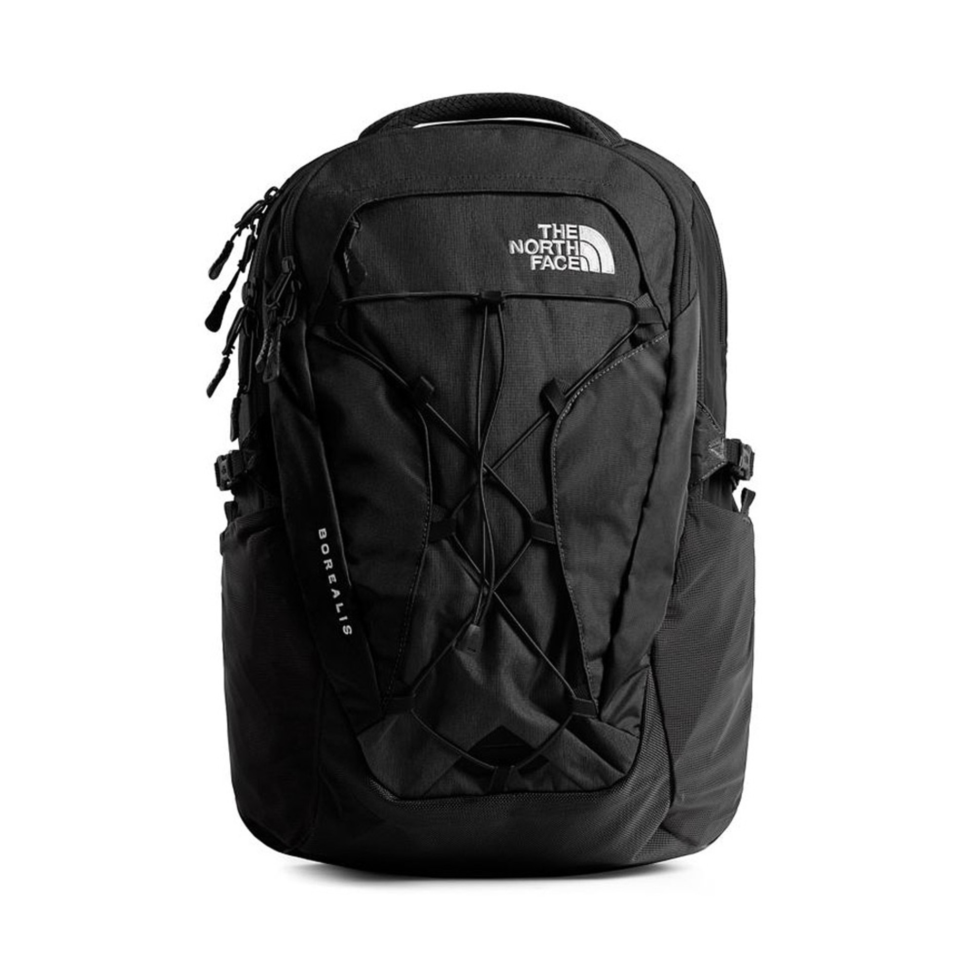 The North Face Women's Borealis Backpack Black Front
