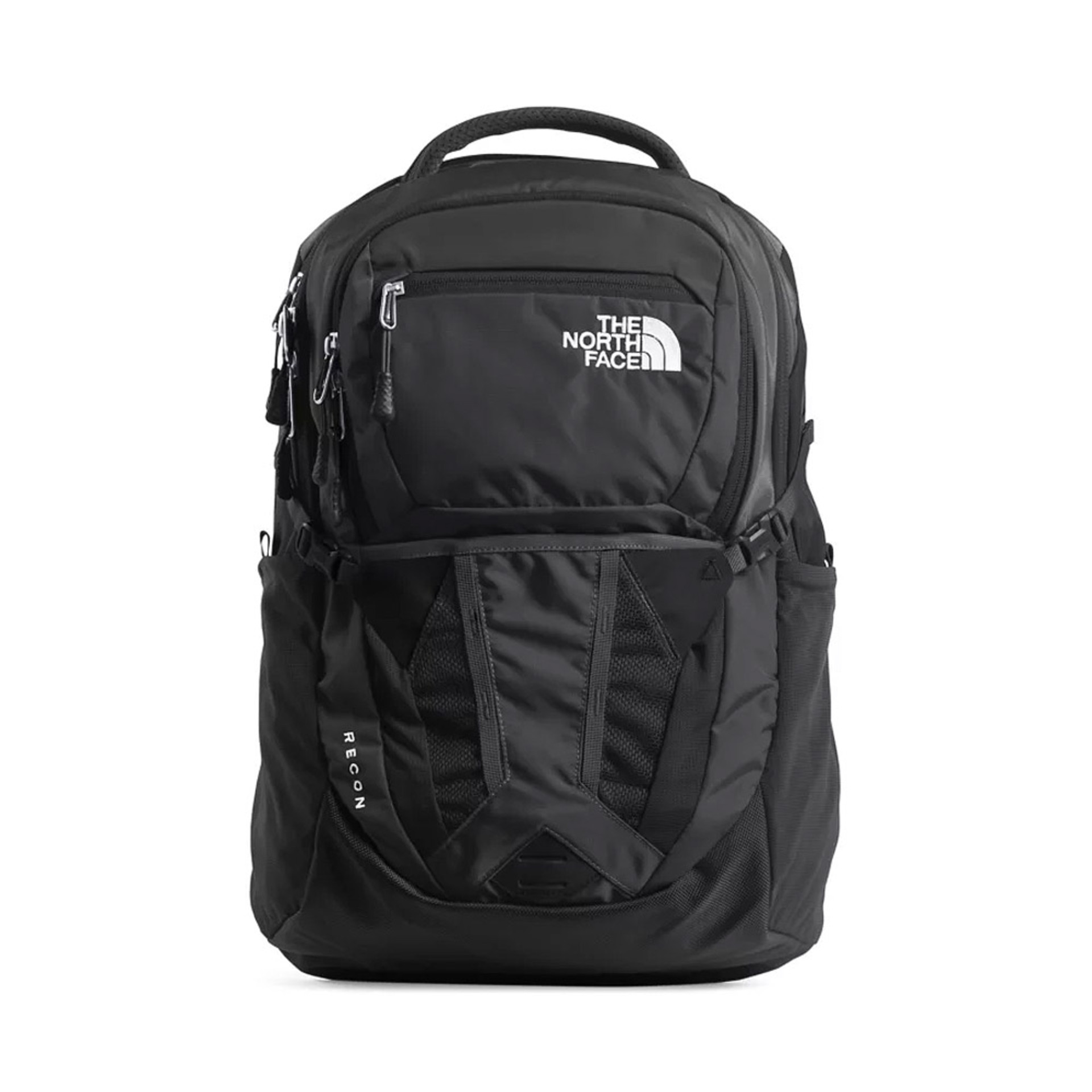 The North Face Women's Recon Backpack Black Front