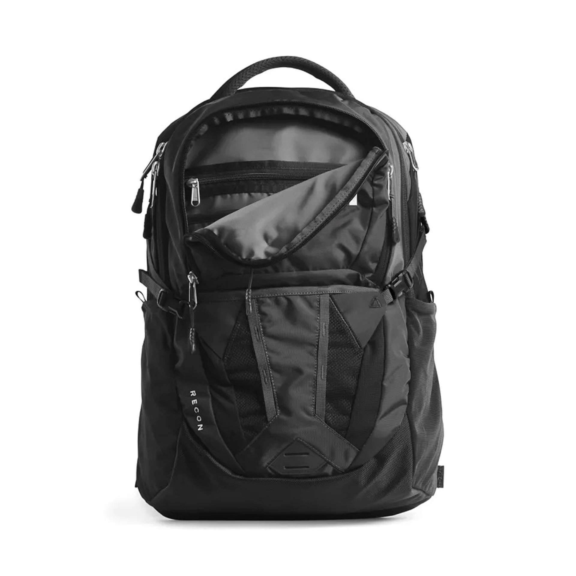 The North Face Women's Recon Backpack Black Open