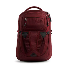 The North Face Women's Recon Backpack Deep Garnet Front