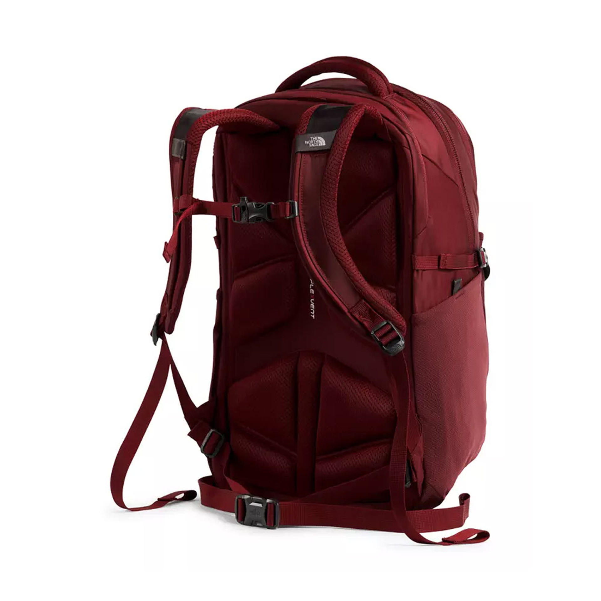 The North Face Women's Recon Backpack Deep Garnet Back