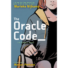 The Oracle Code by Marieke Nijkamp and Manuel Preitano
