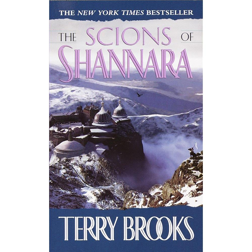 The Scions of Shannara by by Terry Brooks