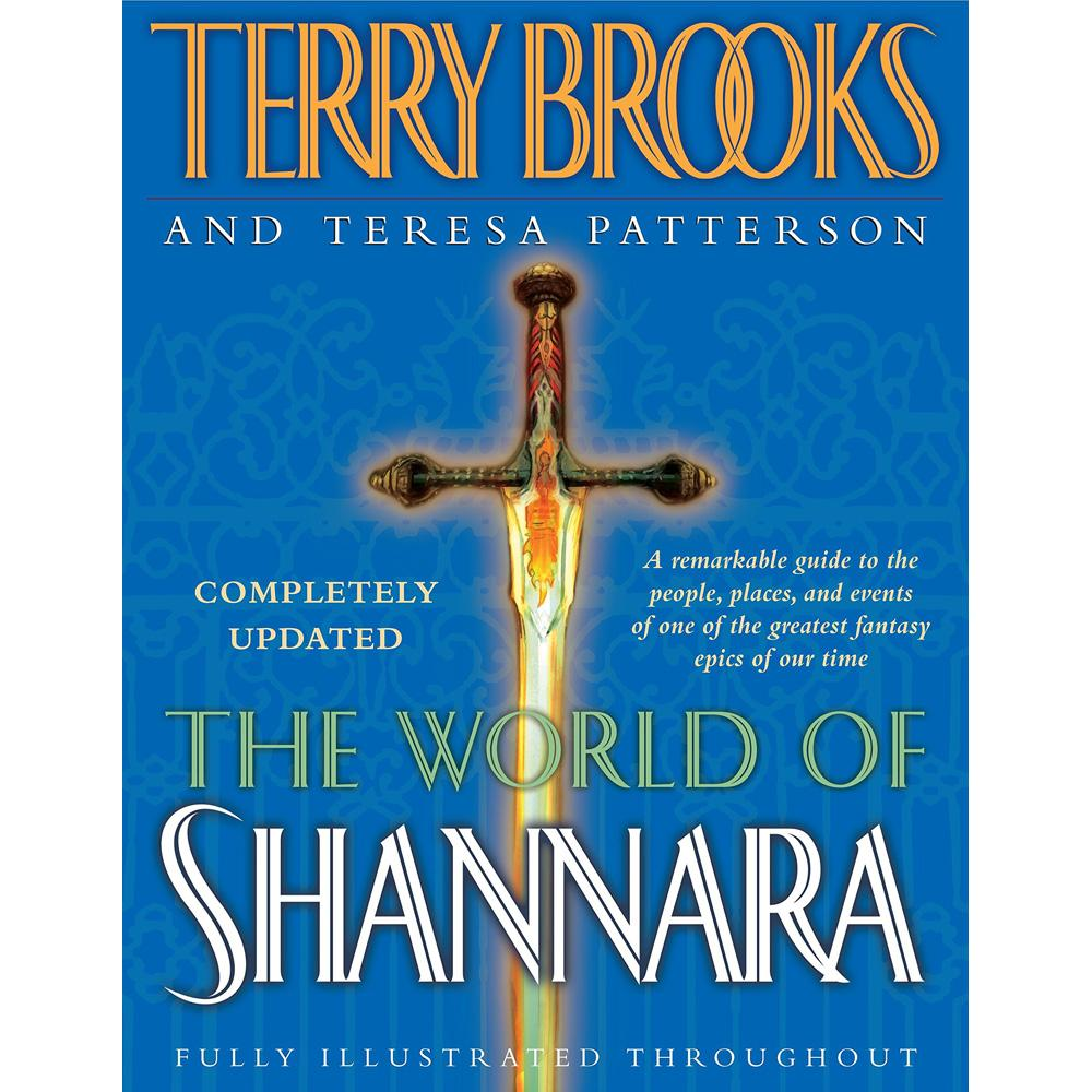 The World of Shannara by Terry Brooks